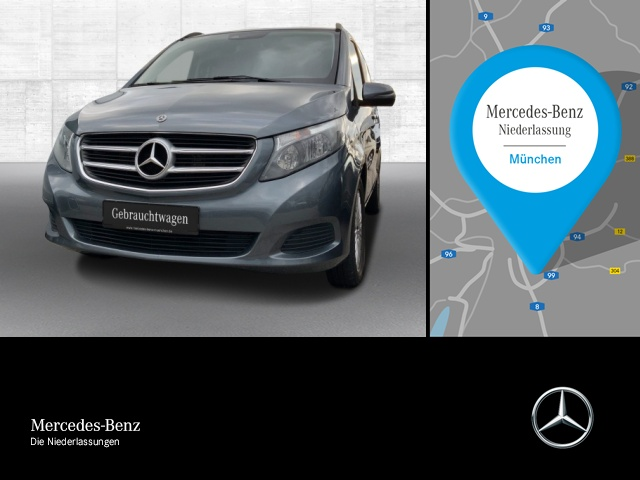 Mercedes-Benz V 250 BlueTEC EDITION Lang Sportpaket Standhzg, Jahr 2017, Diesel