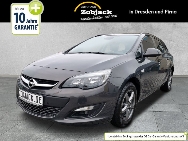 Opel Astra-J Edition ST 1.6 AHZV,PDC,Klima, Jahr 2014, Benzin