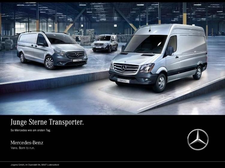 Mercedes-Benz Citan 108 CDI Kasten lang Trenngitter Klappsitz, Jahr 2017, Diesel