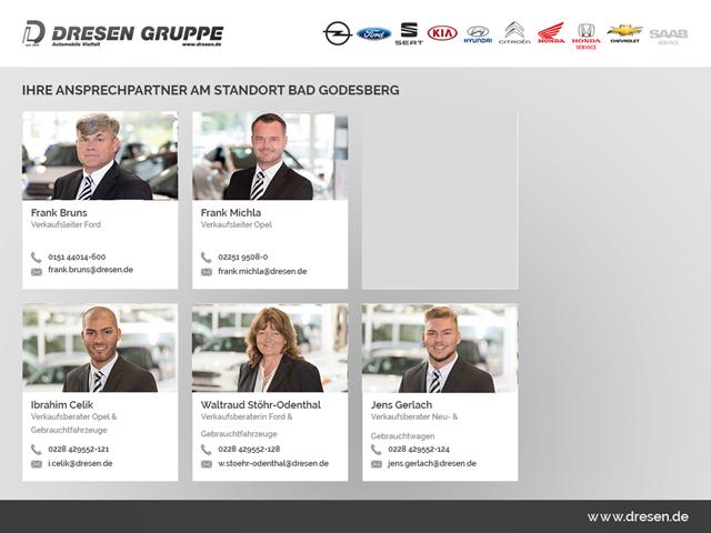 Opel Corsa Edition 1.4 beheizte Frontscheibe/PDC/Klima/Bluetooth, Jahr 2015, Benzin