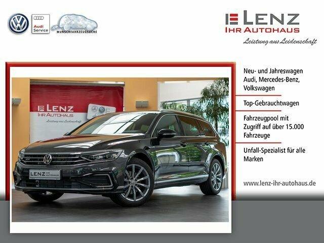 Volkswagen Passat GTE Variant TSI DSG Hybrid Benzin/Elektro, Jahr 2020, Hybrid
