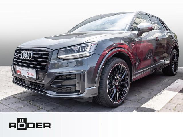 Audi Q2 2.0 TFSI S line S tronic quattro PDC LED Smartphone Interface, Jahr 2018, Benzin