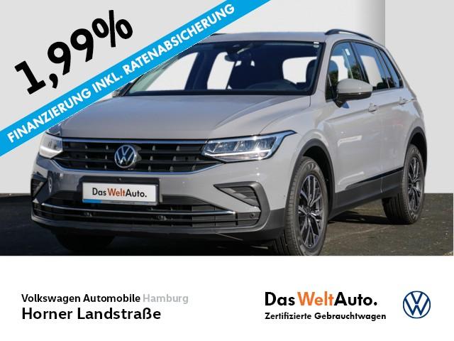 Volkswagen Tiguan 2.0TDI DSG Life ACC Standheizung Navi DCC, Jahr 2020, Diesel