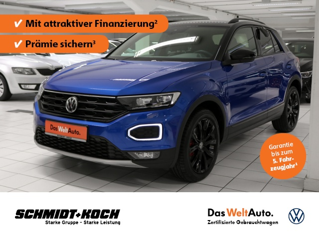 Volkswagen T-Roc 1.5 TSI ACT OPF Sport Black Style DSG, Jahr 2020, Benzin
