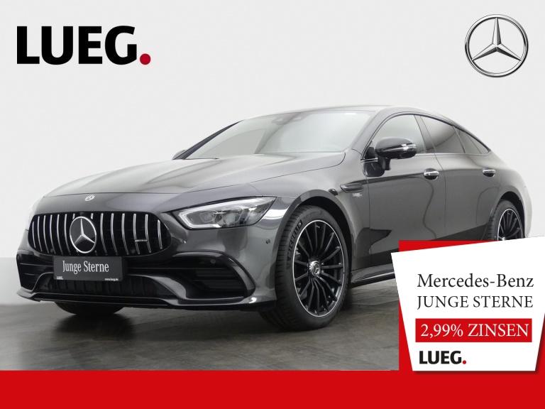 Mercedes-Benz AMG GT 43 4M + COM+SHD+Mbeam+Sthzg+HUD+Distr+360, Jahr 2019, Benzin