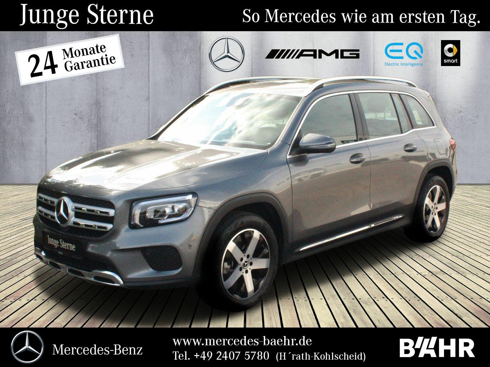 "Mercedes-Benz GLB 200 d Progressive/MBUX-Navi/LED/Park+RFK/18"", Jahr 2020, diesel"