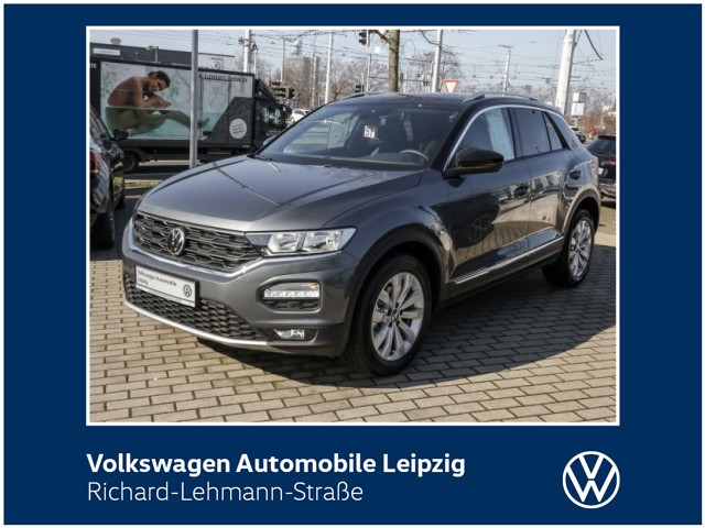 Volkswagen T-Roc Sport 1.5 TSI DSG OPF *Navi*Lane Assist*, Jahr 2021, Benzin