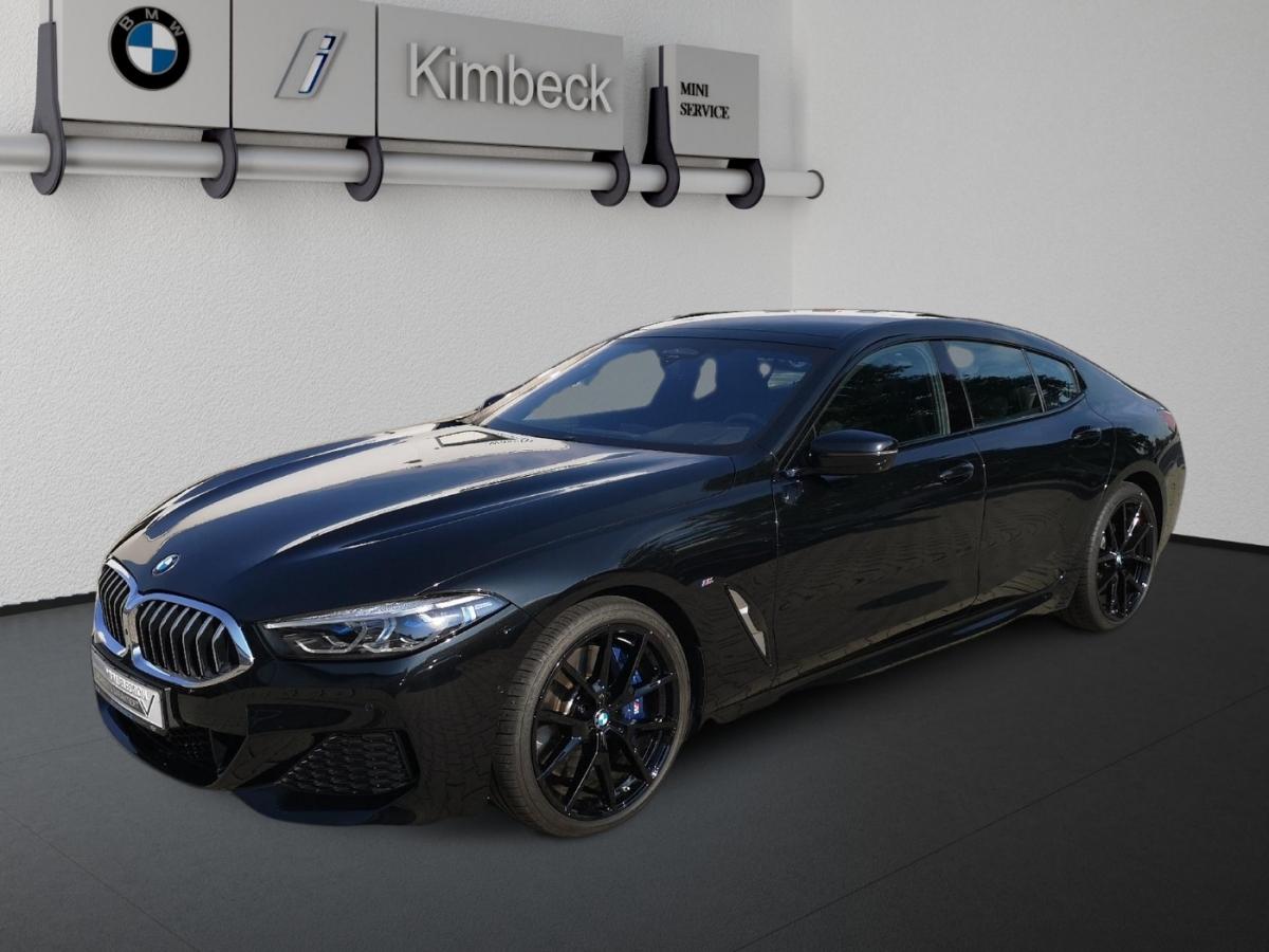 BMW 840i xDrive M SPORT VOLLAUSSTATTUNG, Jahr 2019, Benzin