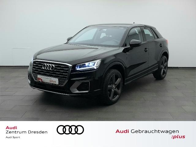Audi Q2 sport 1.4 TFSI LED-SW NAVI, Jahr 2018, Benzin