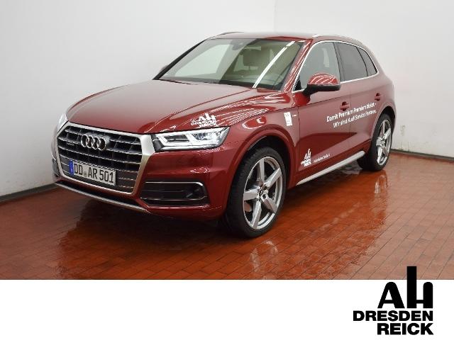 Audi Q5 2.0 TDI sport 40 quattro (EURO 6d-TEMP)/Matri, Jahr 2019, Diesel