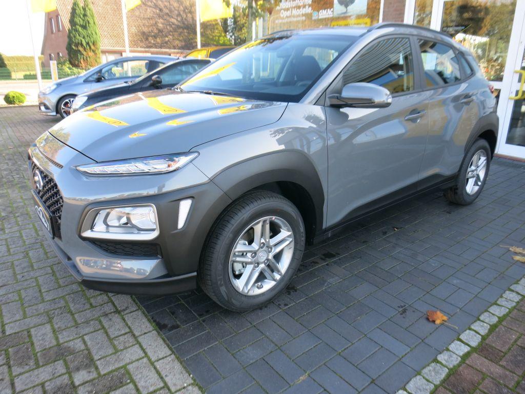 Hyundai Kona 1.0 T-GDI Premium SHZ KAMERA KLIMAAUTOMATIK, Jahr 2019, Benzin