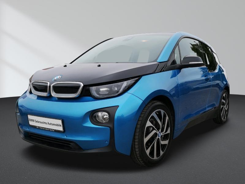 BMW i3 (94 Ah) Navi Prof. Klimaaut. Komfortzugang, Jahr 2017, Elektro