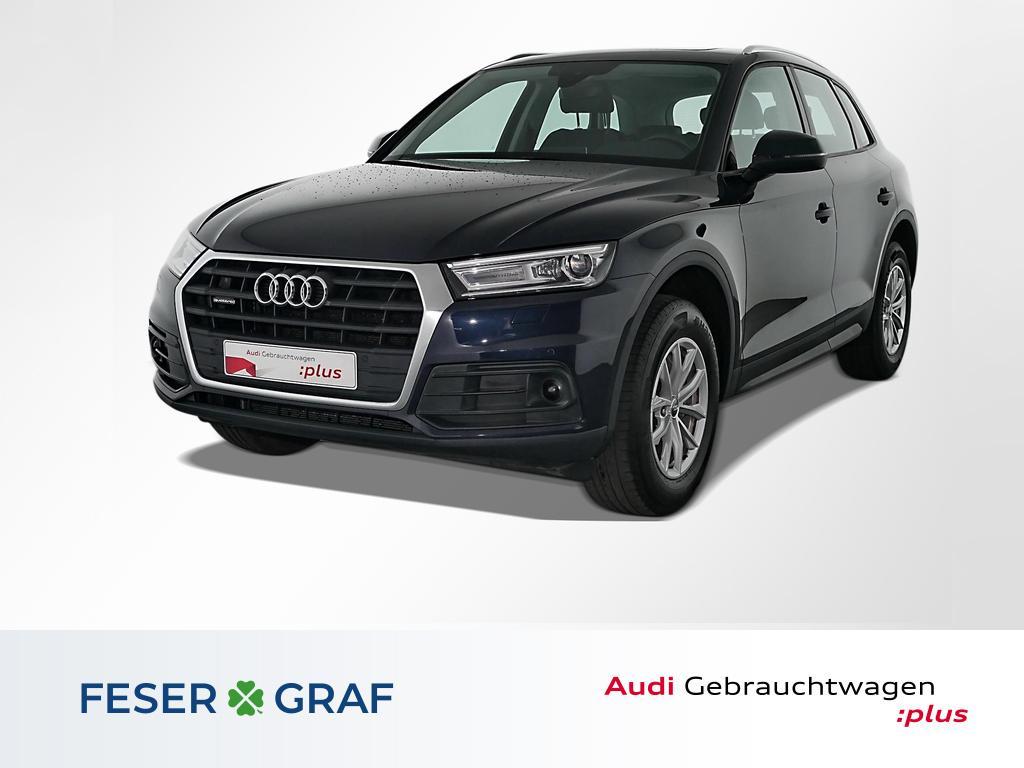 Audi Q5 40TDI Leder/ACC/Pano/Navi/17 Zoll, Jahr 2019, Diesel