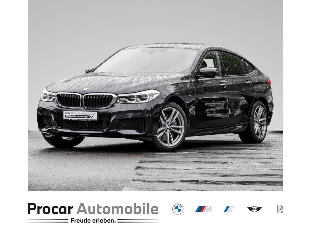 BMW 630d xDrive GRAN TOURISMO+M-SPORT+HUD+ADAP.LED+DAB+PANO.DACH, Jahr 2018, Diesel