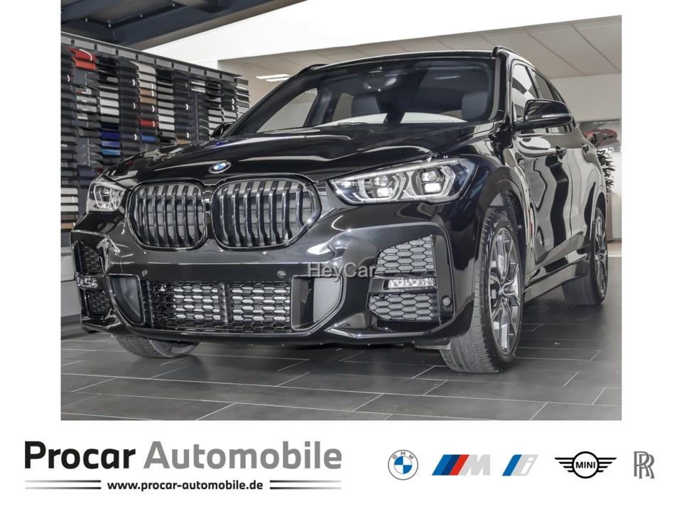 BMW X1 xDrive20d M Sport Steptronic Navi LED Scheinwerfer Bluetooth PDC HeadUp, Jahr 2020, Diesel