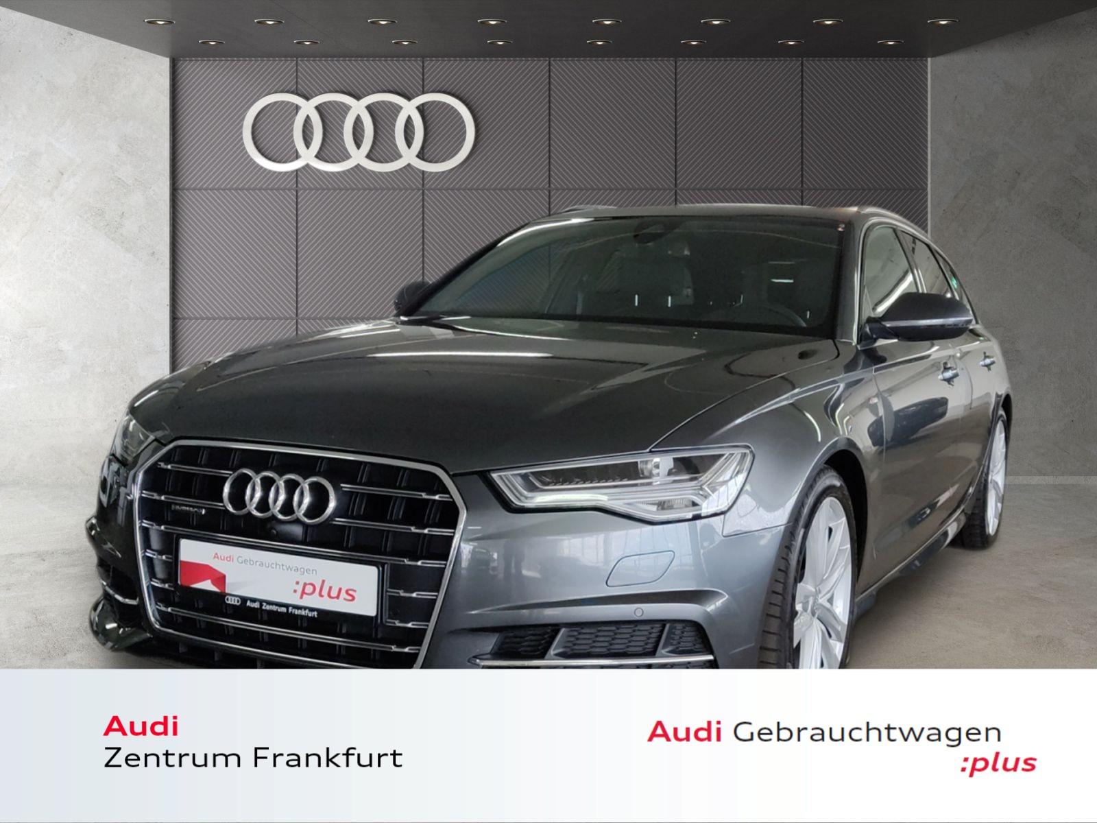 Audi A6 Avant 3.0 TDI quattro S tronic S line MatrixLED Navi Panorama Sitzheizung, Jahr 2018, Diesel