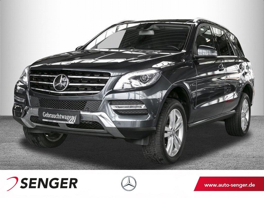 Mercedes-Benz ML 350 BT 4M *Distronic*Panorama*Airmatic*AHK*, Jahr 2013, Diesel