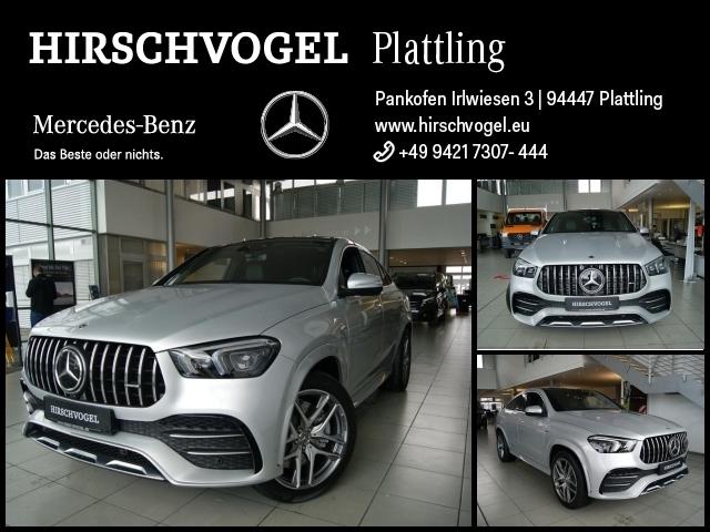 Mercedes-Benz GLE 53 AMG 4M+ AIRMATIC+AHK+DISTRONIC+HUP+Pano, Jahr 2021, Benzin