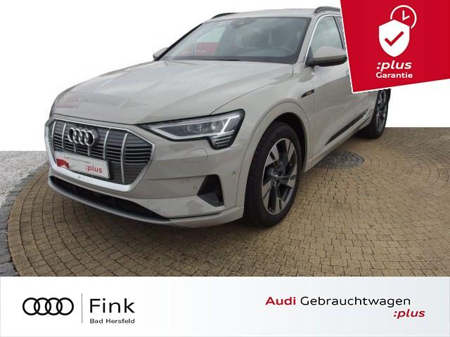 Audi e-tron advanced 55 quattro Alcantara/Teilleder Kamera, Jahr 2019, Elektro