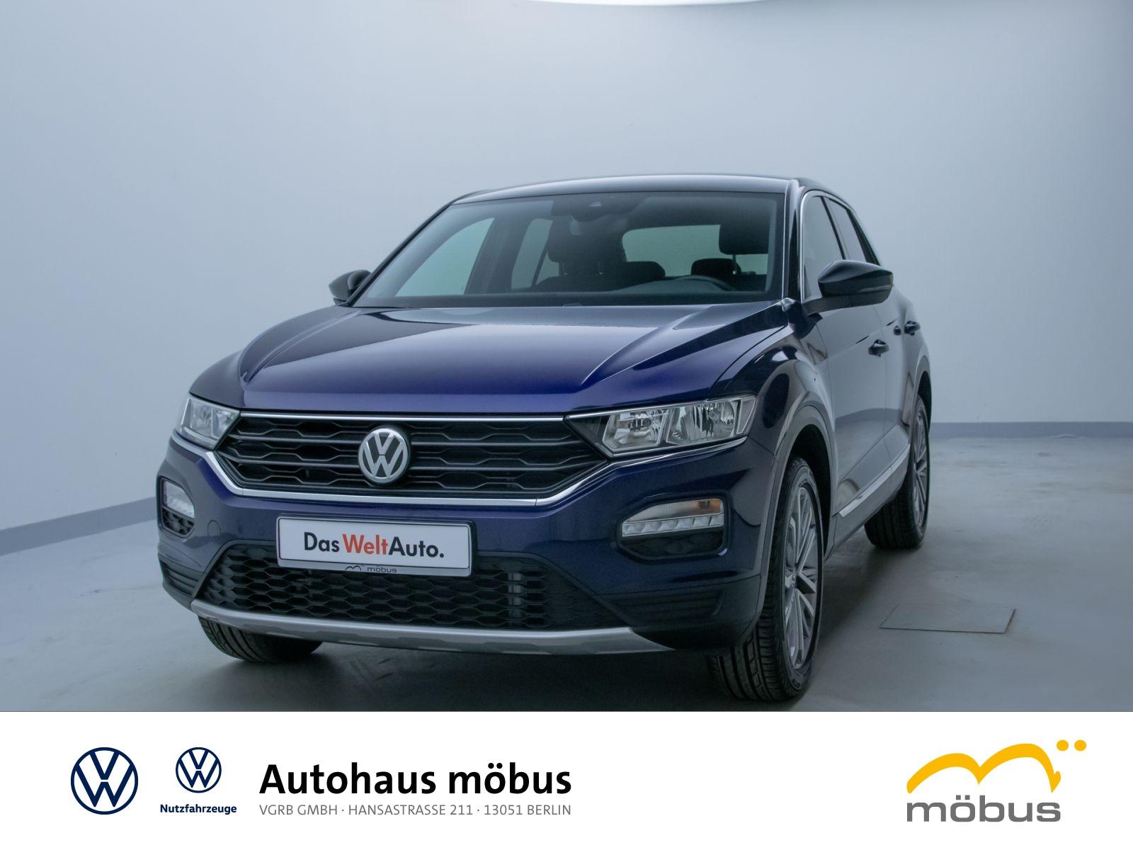 Volkswagen T-Roc 1.5 TSI*UNITED*NAVI*DAB*AID*PDC*APP*SITZHZ, Jahr 2020, Benzin