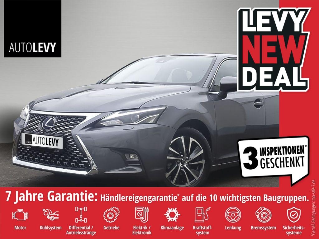 Lexus CT 200h Executive Line Premium-Navi*Komfort Pake, Jahr 2019, Hybrid