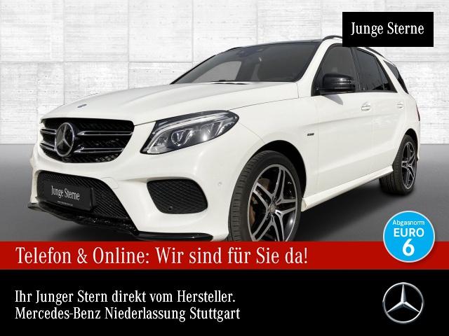 Mercedes-Benz GLE 450 AMG 4M AMG 360° Airmat Pano Harman Distr+, Jahr 2016, Benzin