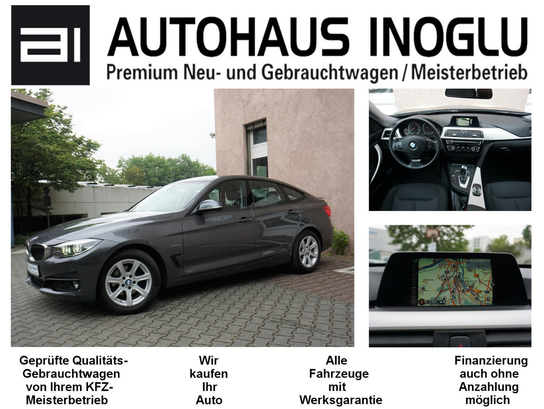 BMW 320 Gran Turismo d Automatik LED NAVI R/CAM AHK, Jahr 2017, Diesel
