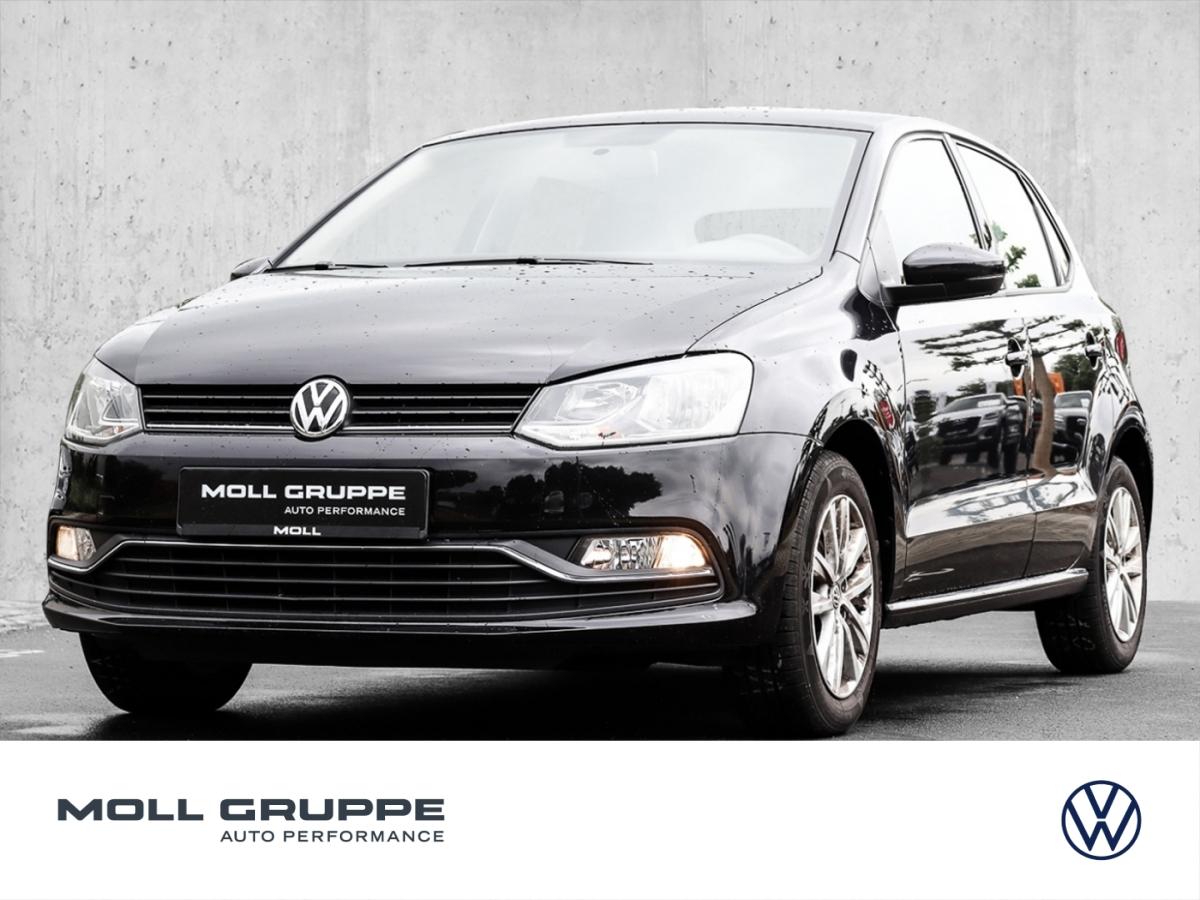 Volkswagen Polo 1.2 Comfortline ALU KLIMA, Jahr 2017, Benzin