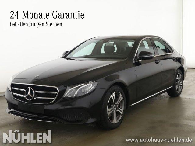 Mercedes-Benz E 200 d Limousine AVANTGARDE+LED+Automatik+DAB, Jahr 2019, Diesel
