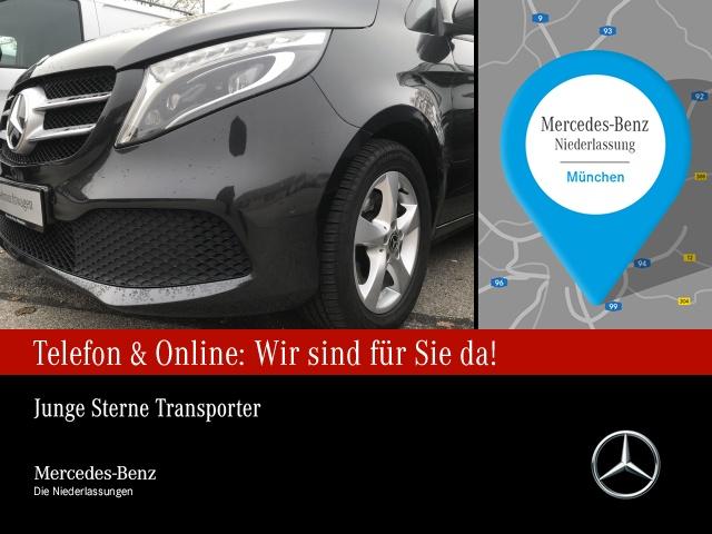 Mercedes-Benz V 220 d EDITION Lang Sportp. Kamera Navi Spurp., Jahr 2019, Diesel