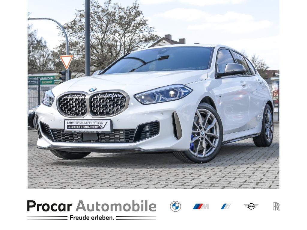 BMW M135i xDrive Head-Up HiFi LED WLAN Komfortzg., Jahr 2020, Benzin