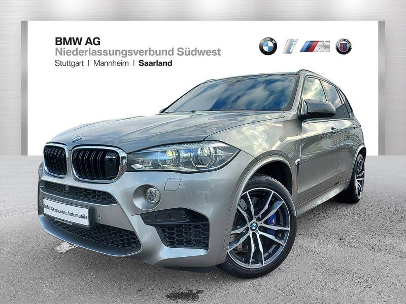 BMW X5 M Night Vision Head-Up B&O HiFi DAB LED RFK, Jahr 2016, Benzin