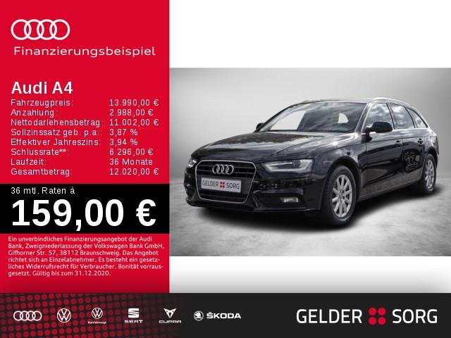 Audi A4 Avant 2.0 TDI Attraction *Xenon*Navi*SHZ*PDC*, Jahr 2014, Diesel