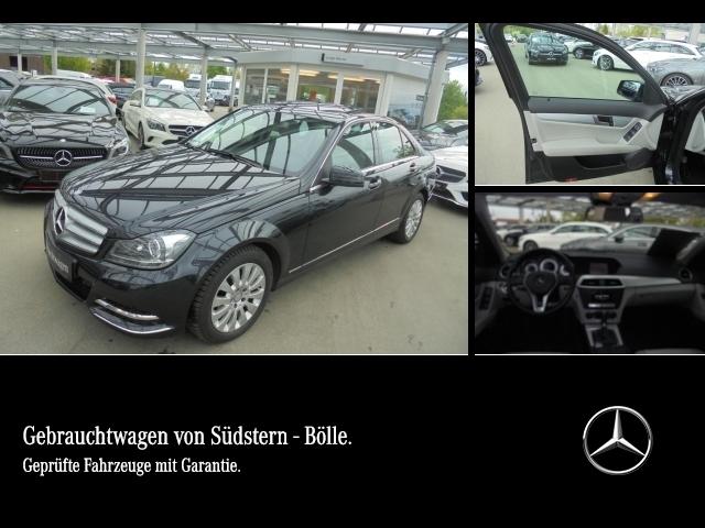 Mercedes-Benz C 220 CDI BE Avantgarde,Navi,LED,eSD,Autom.,SHZ, Jahr 2013, Diesel