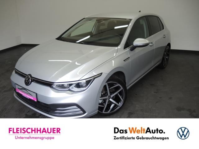 Volkswagen Golf VIII Style 1.5 TSI EU6d-T, Jahr 2020, Benzin