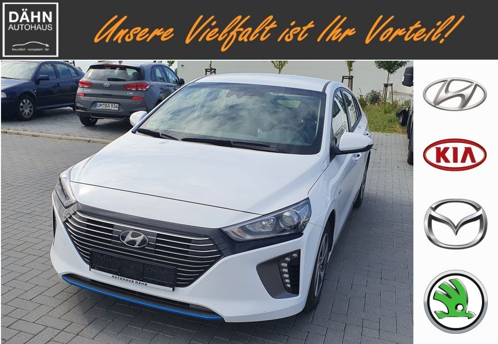 Hyundai IONIQ Hybrid 1.6 GDI Trend, Jahr 2019, Hybrid