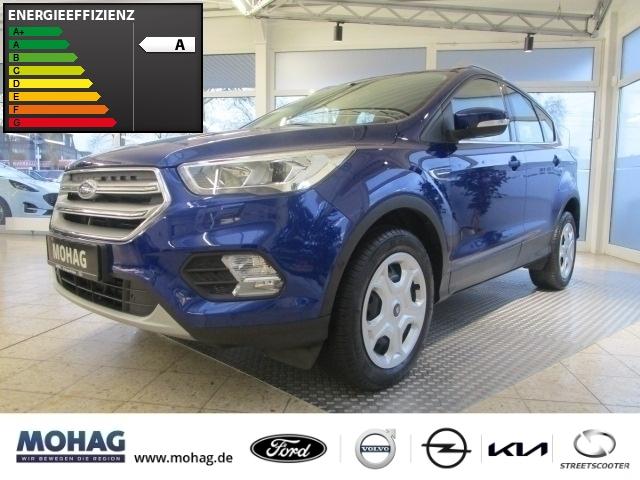 Ford Kuga Cool&Connect 2.0l TDCi*Navi-PDC-Klima* -Euro 6-, Jahr 2017, Diesel