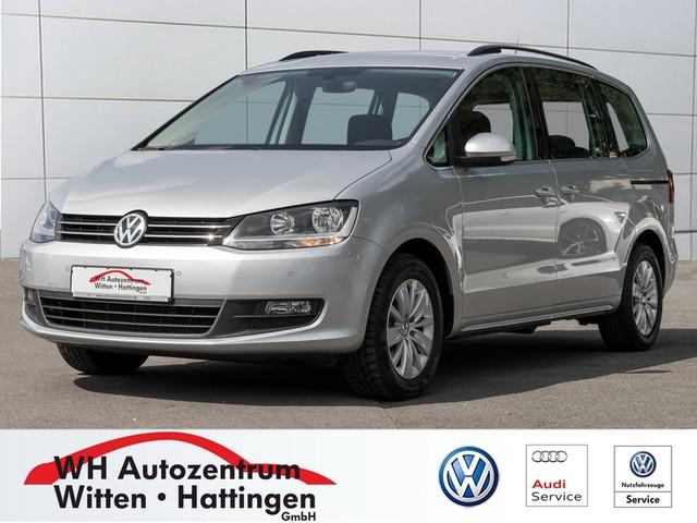 Volkswagen Sharan 2.0 TDI DSG Comfortline Tempomat Einparkhilfe, Jahr 2016, Diesel