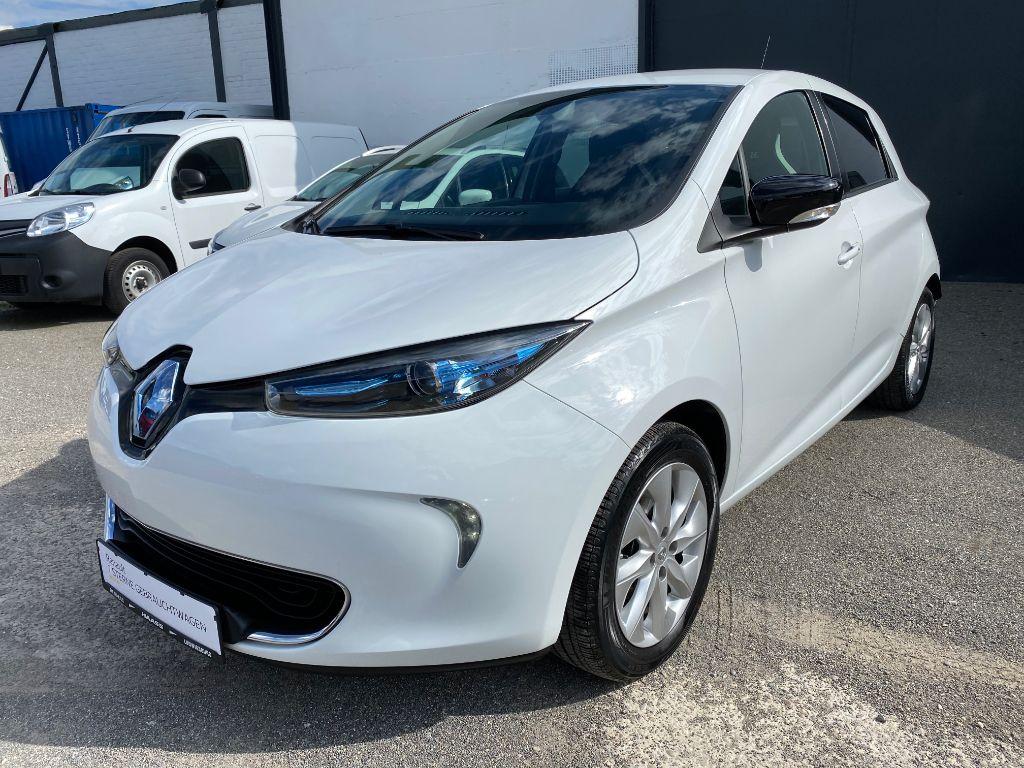 Renault ZOE 22kwh Intens zzgl.Batteriemiete., Jahr 2016, Elektro
