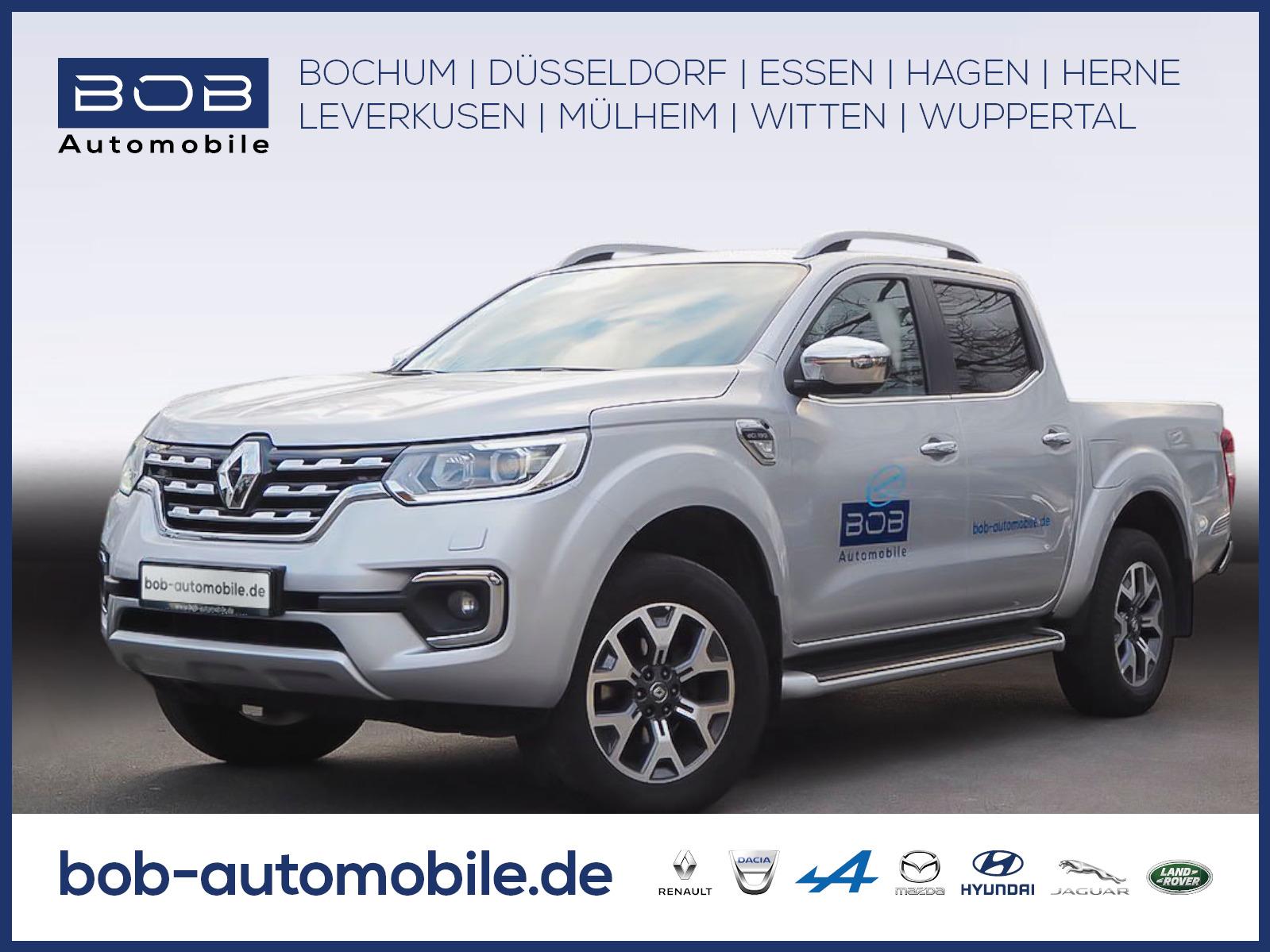 Renault Alaskan Intens dCi 190 Aut. AHK Fahrtenschreiber, Jahr 2017, Diesel