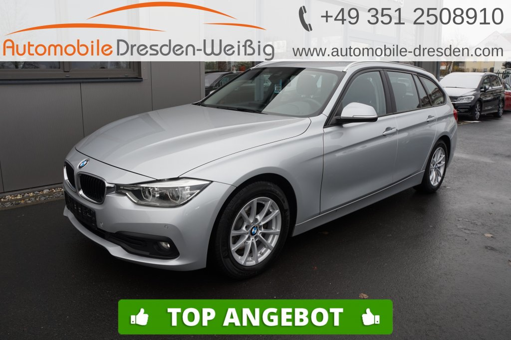 BMW 320 d Touring Efficient Dynamics*Navi Prof*LED*, Jahr 2017, Diesel