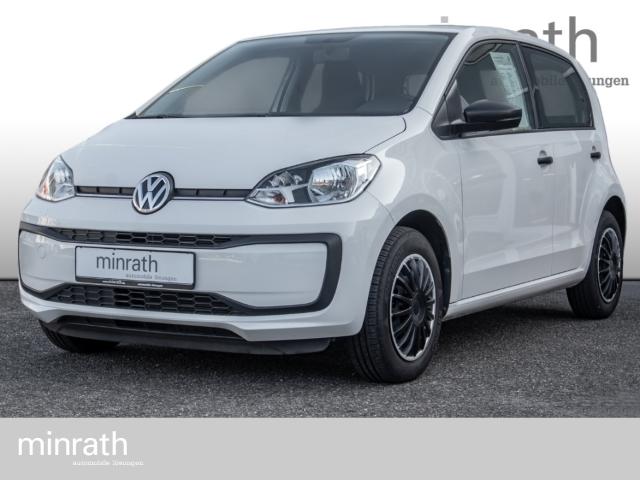 Volkswagen up! take 1.0 Klima ESP Seitenairb. Radio ASR Airb ABS, Jahr 2017, Benzin