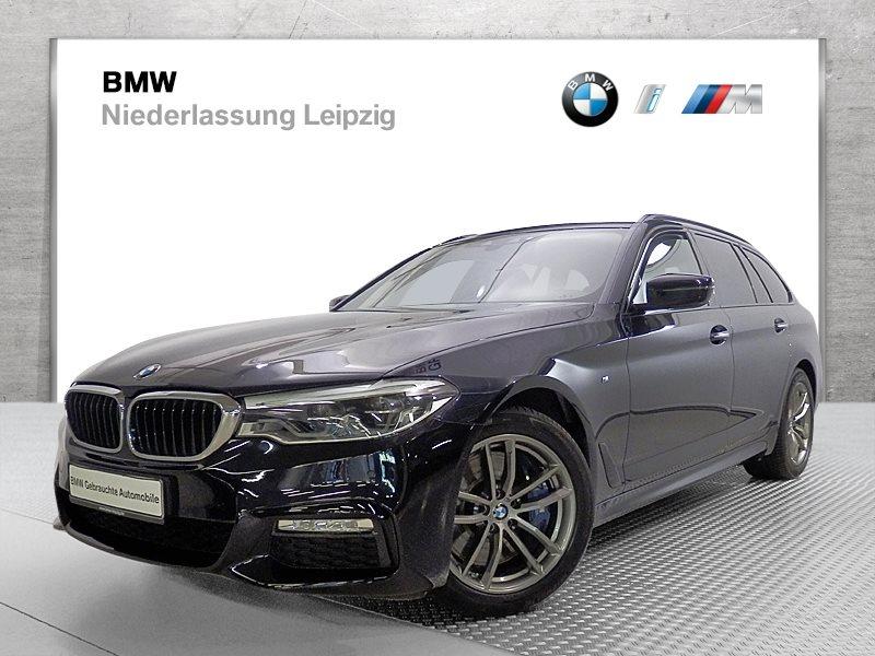 BMW 540i xDrive Touring EURO6 Sportpaket Gestiksteuerung LED, Jahr 2017, Benzin