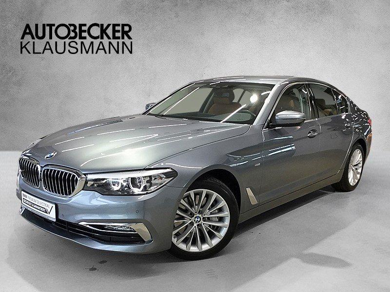 BMW 540i xDrive Aut. Limousine Luxury Line 18 Leder Komf.Sitze NaviProf StHzg Stop&Go, Jahr 2017, Benzin