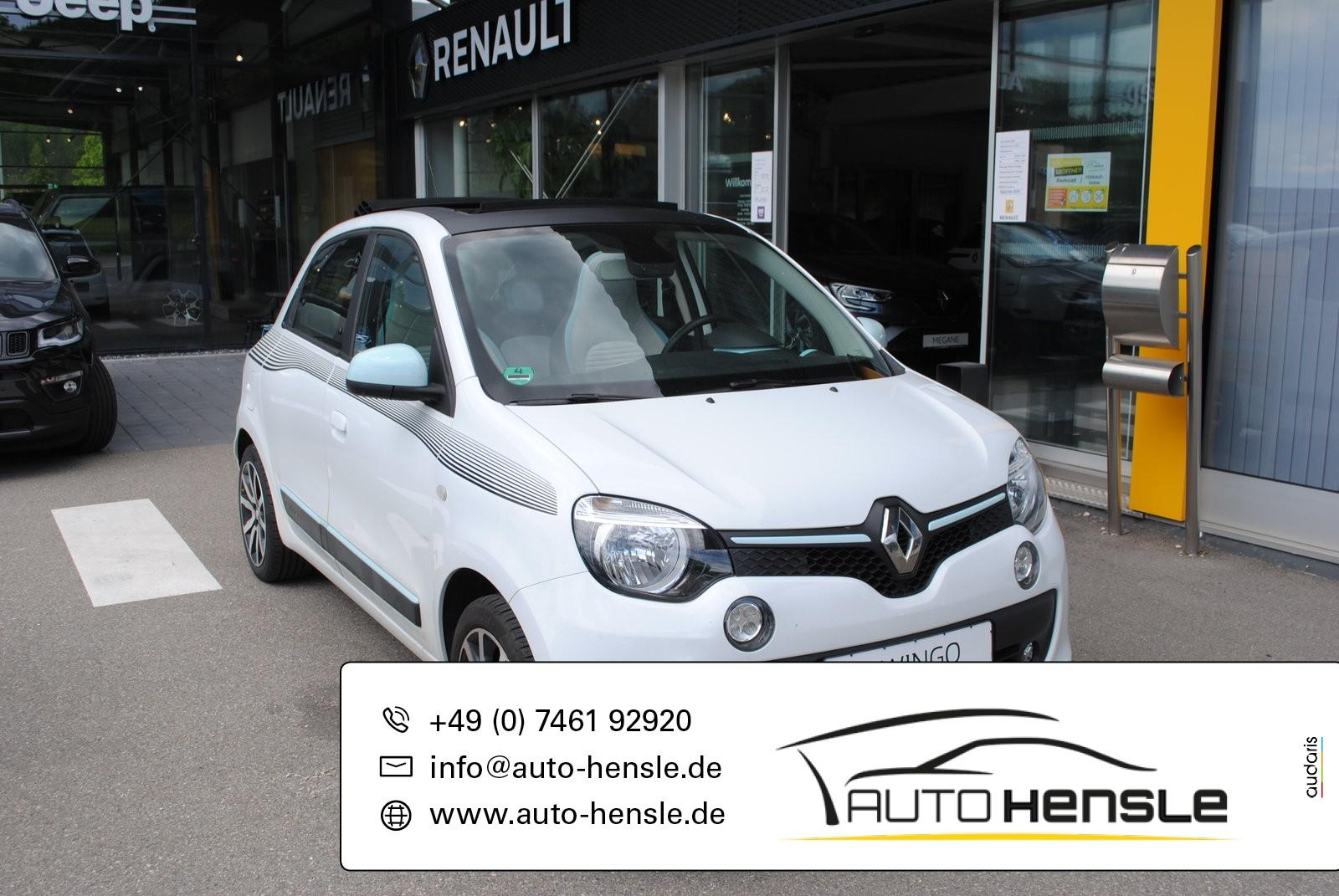 Renault Twingo Luxe Energy TCe 90 Faltdach, Jahr 2015, Benzin