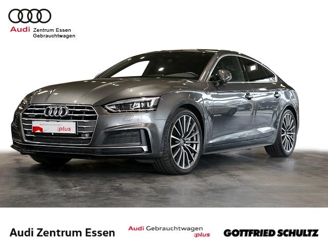 Audi A5 Sportback 3.0 TDI quattro TIPTR. LED NAV 3X S-L, Jahr 2017, Diesel