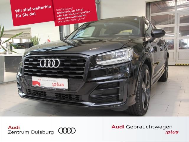 Audi Q2 1.4 TFSI 2xS-line Leder LED Navi PDCv+h B&O, Jahr 2017, Benzin