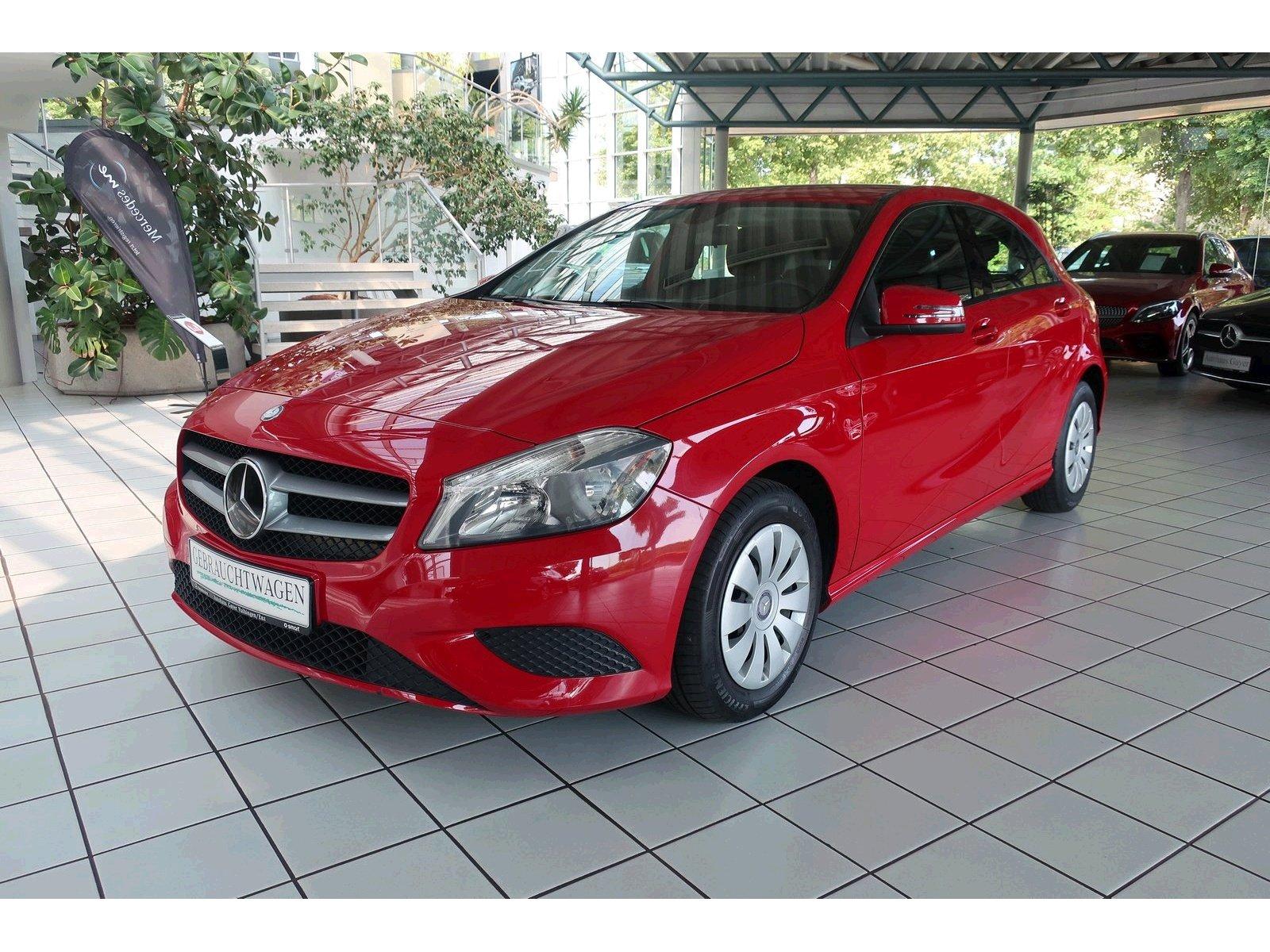 Mercedes-Benz A 180 CDI Klimaanlage BlueEfficiency, Jahr 2013, Diesel