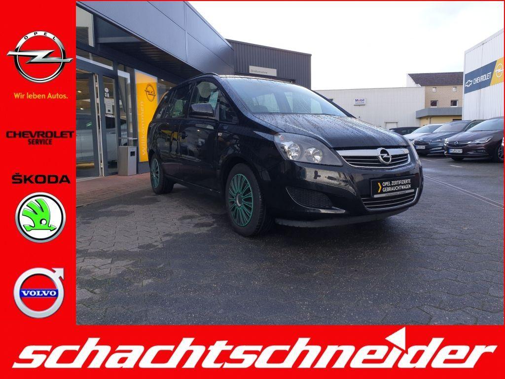 Opel Zafira 1.8 Family +7 Sitzer+, Jahr 2014, Benzin