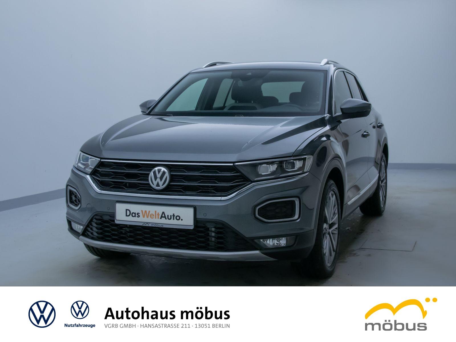 Volkswagen T-ROC 1.5 TSI DSG*SPORT*AID*RFK*DAB*PDC*APP*LED*, Jahr 2019, Benzin
